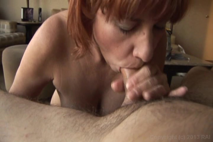 redhead anal first time